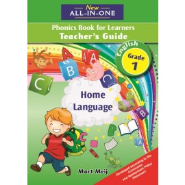 New all-in-one English phonics : Gr 1: Teacher's guide