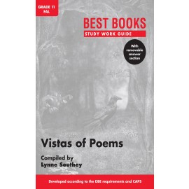 Study Work Guide: Vistas Of Poems Gr. 11 First Additional Language