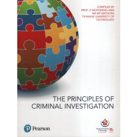 The Principles of Criminal Investigation (9781787641884)