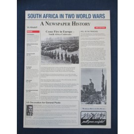 South Africa in Two World Wars: A Newspaper History. New Edition