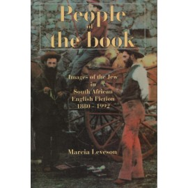 People of the Book: Images of the Jew in South African English Fiction 1880-1992