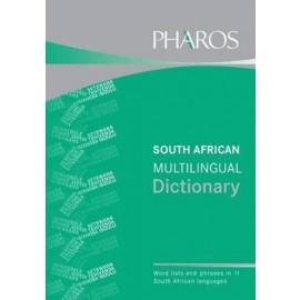 South African Multilingual Dictionary (9781868901975)
