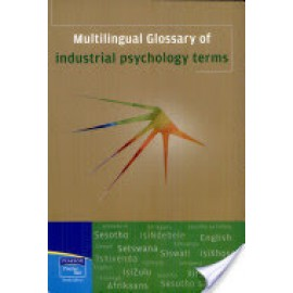Multilingual Glossary of Industrial Psychology Terms