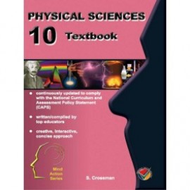 Mind Action Series Physical Science Gr 10 Learner Book CAPS (Old Edition)
