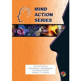 Mind Action Series Maths Gr 11 Teacher's Guide CAPS (Old Edition)