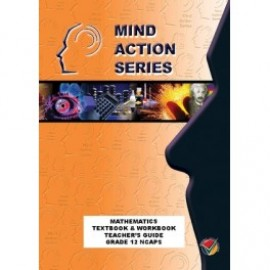 Mind Action Series Maths Gr 12 Teacher's Guide Caps (Old Edition)
