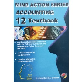 Mind Action Series Accounting Gr 12 Lb (Old Edition)