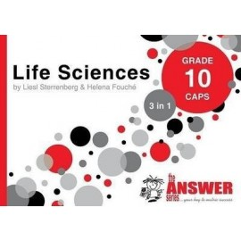 The Answer Series Gr 10 Life Sciences '3 in 1' CAPS