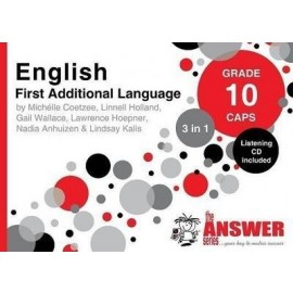 The Answer Series Gr 10 English First Additional Language