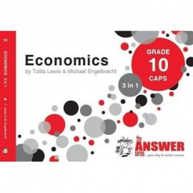 The Answer Series Gr 10 Economics '3 in 1'
