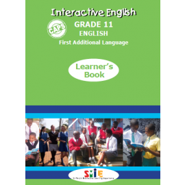 Interactive English CAPS: Gr 11: Learner's book