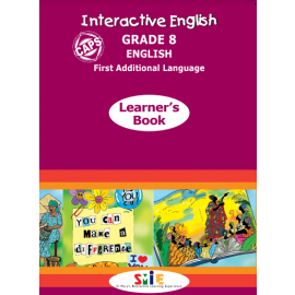 Interactive English CAPS: Gr 8: Learner's book