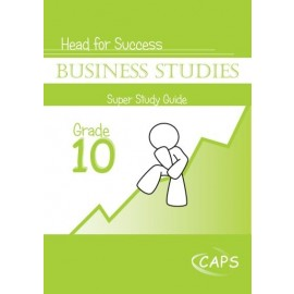 9781920477301 Head for Success Business Studies