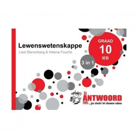 The Answer Series Gr 10 Lewenswetenskappe '3 in 1' IEB