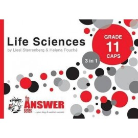 The Answer Series Gr 11 Life Sciences '3 in 1' CAPS