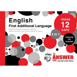 The Answer Series Gr 12 English First Additional Language