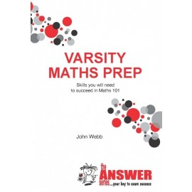 The Answer Series Varsity Maths Prep