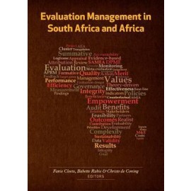 Evaluation Management in South Africa and Africa (9781920689506)