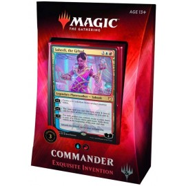 Magic the Gathering Commander 2018 Exquisite Invention