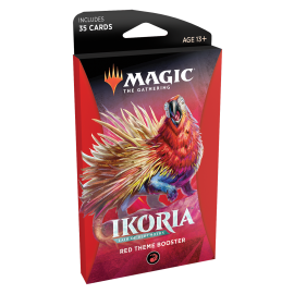 MTG Ikoria Theme Booster - Red