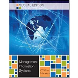 MANAGEMENT INFORMATION SYSTEMS 10E