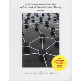 A First Look at Communication Theory (Int'l Ed)