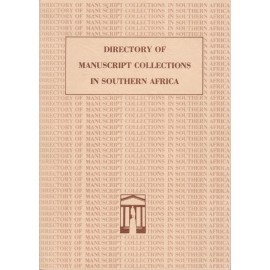 Directory of Manuscript Collections in South Africa