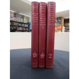 General History and Social Life of the Cape of Good Hope Vol 1-3