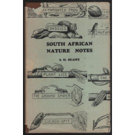 South African Nature Notes: Essays of a South African Naturalist