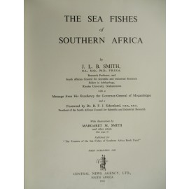 The Sea Fishes of Southern Africa