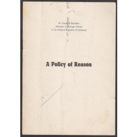 A Policy of Reason