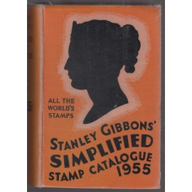 Stanley Gibbons' Simplified Stamp Catalogue 1955