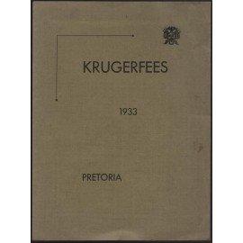 Krugerfees 1933, Pretoria