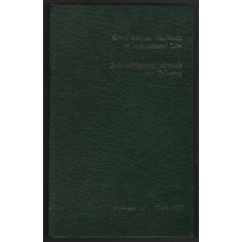 South African Yearbook of International Law / Vol. 12, 1986-1987 / Suid-Afrikaanse Jaarboek vir Volkereg