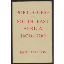 Portuguese in South-East Africa 1600-1700