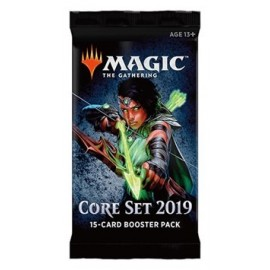 Magic The Gathering: Core Set 2019 15-Card Booster Pack