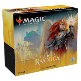Magic the Gathering: Guilds of Ravnica Bundle With 10 Boosters